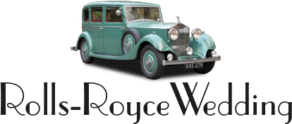 Rolls Royce Wedding logo